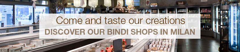 Visit our shops in Milan
